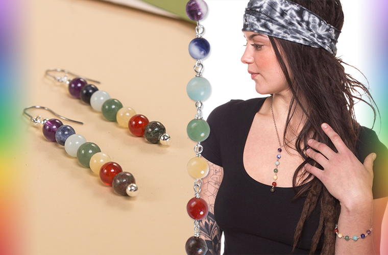 How to Activate Your Chakras: Chakra Jewelry