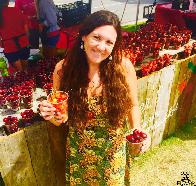 Visiting The Cherry Capital of the World - Soul Flower Blog