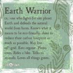 Earth Warrior Definition