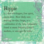 Hippie Definition