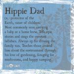 Hippie Dad Definition