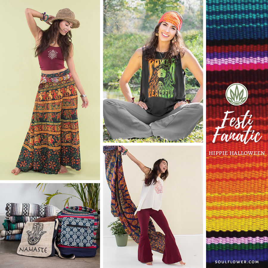 Hippie Outfit Ideas - Festival Fun