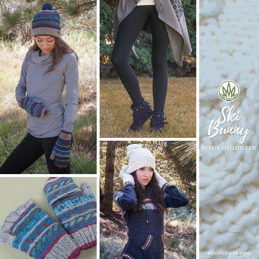 Hippie Outfit Ideas - Ski Bunny