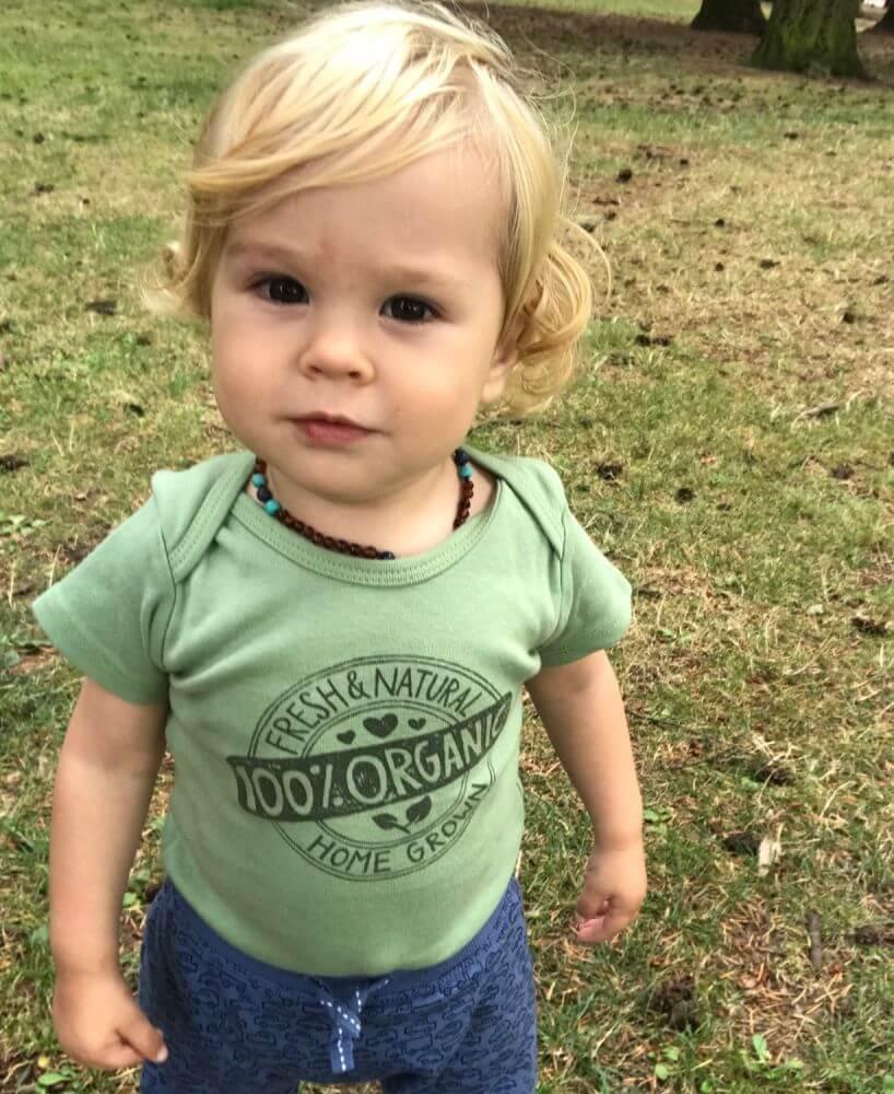 Organic Baby Gift Ideas - 100% Organic Onesie