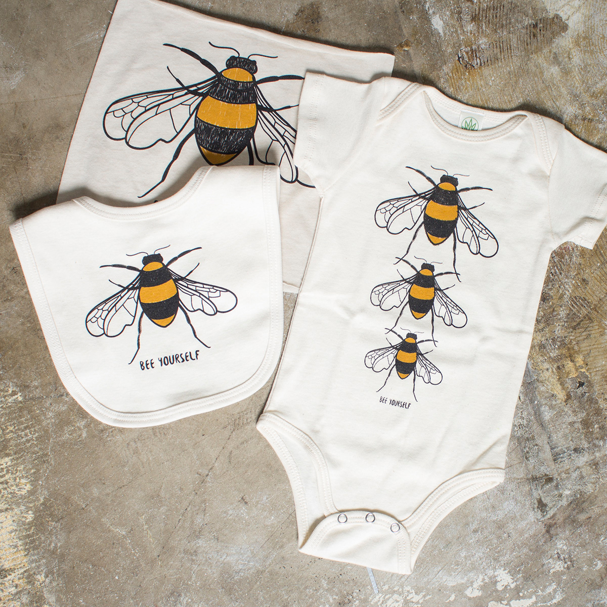 Organic Baby Gift Ideas - Bee Yourself
