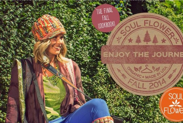 enjoy the journey lookbook e1423259005736 640x430 - Enjoy the Journey: Soul Flower Fall 2014 Fashion