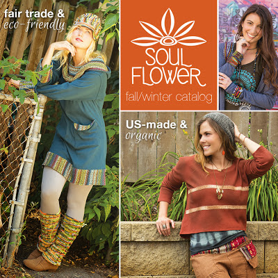 fall winter cat - Fall/Winter 2013 Soul Flower Catalog