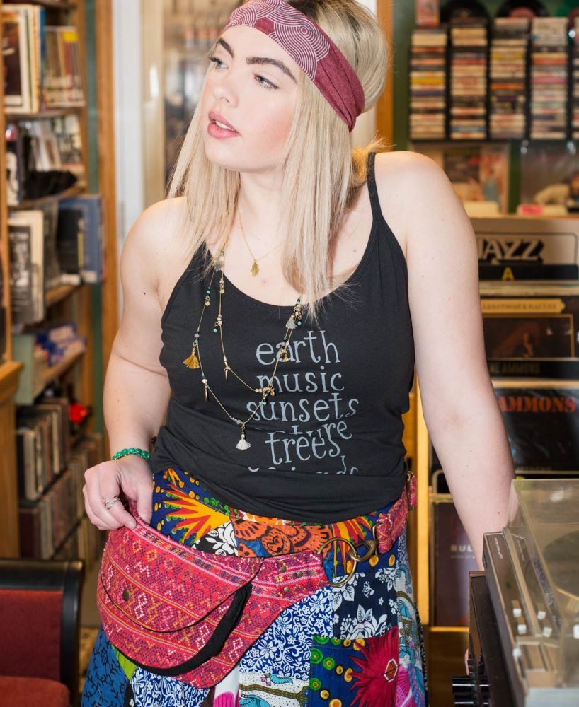 Festival Hippie Hip Pack Festival Fanny Pack