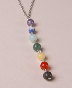 Free Spirit Gifts - Chakra Necklace