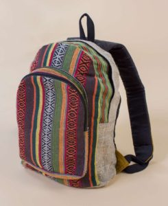 free spirit gifts hemp backpack 245x300 - Gifts for Free Spirits - Cool Boho Gifts