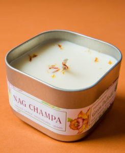 Free Spirit Gifts - Travel Candle