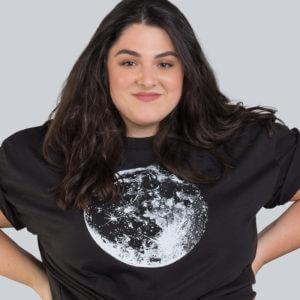 full moon tshirt black 300x300 - 2021 Full Moon Calendar - Full Moon Prompts