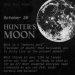 full moons 2021 10 150x150 - 2021 Full Moon Calendar - Full Moon Prompts