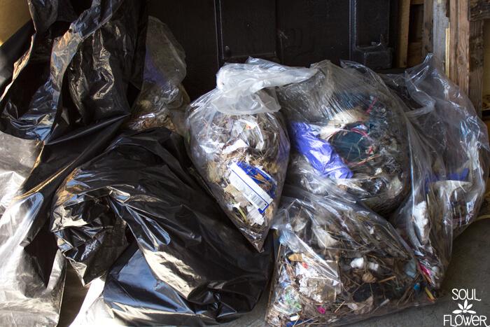 garbage total