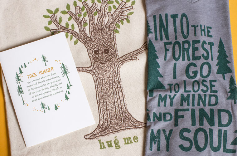 gift idea10 - Gifts for Tree Huggers & More...