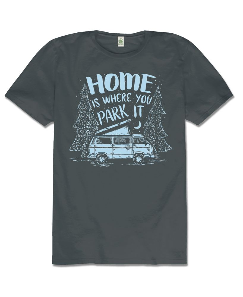 Gift Ideas for a Hippie Dad - Hemp Shirt