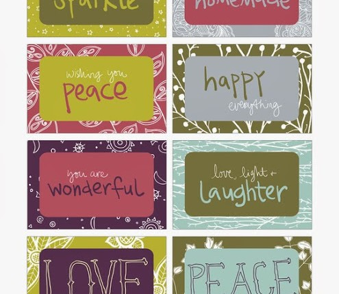 gift tags for blog and sharing 495x430 - Free Printable Gift Tags from Soul Flower