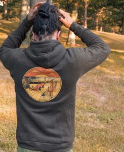 Gifts for Free Spirits - Eco Dad - Warm Hoody