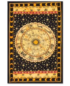 gifts for free spirits zodiac tapestry 245x300 - Gifts for Free Spirits - Hippie Holidays 2018