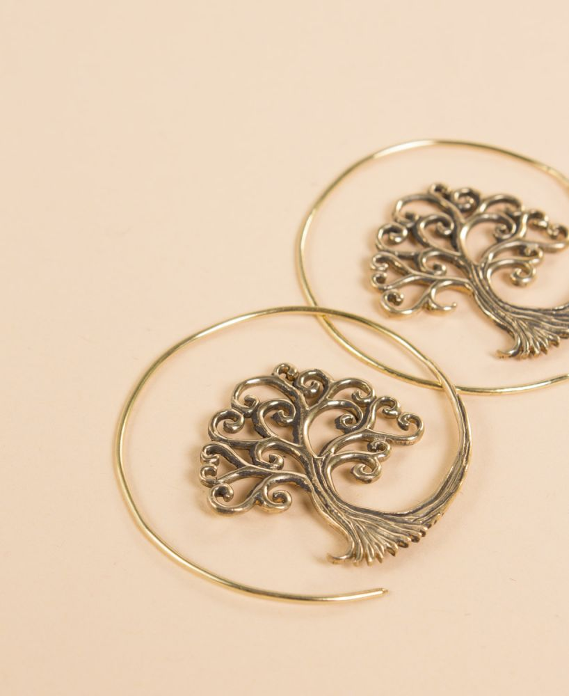 Gifts for Tree Lovers - Tree Themed Gifts - Tree of Life Earrings