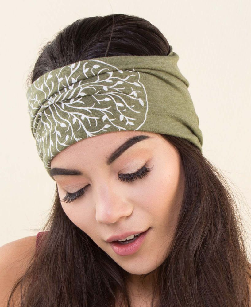Gifts for tree lovers - tree themed gifts - headband