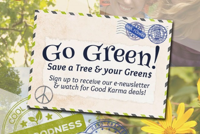 go green sign up for e mail 640x430 - Go Green: Sign up & Save the Trees