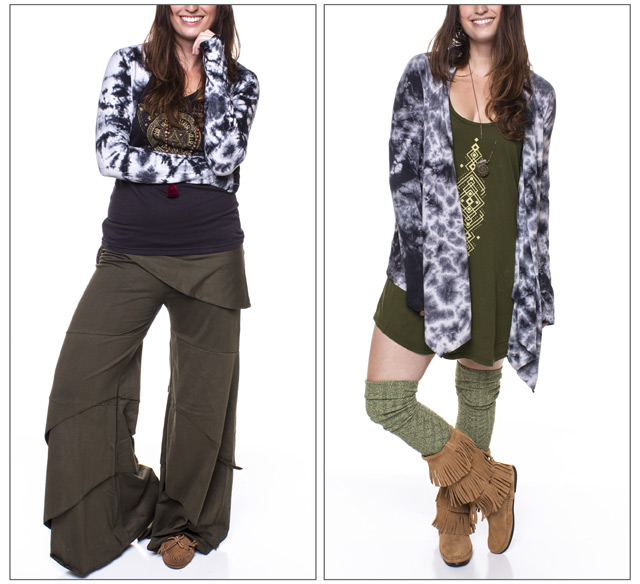 greens 1 - Our Favorite Fall Colors: Style Inspo