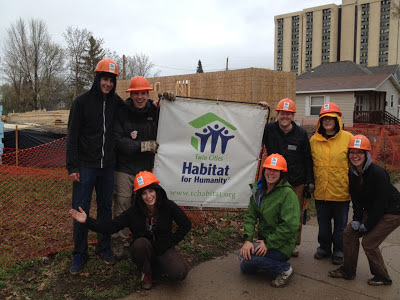 h4h - Volunteer Day: Habitat For Humanity