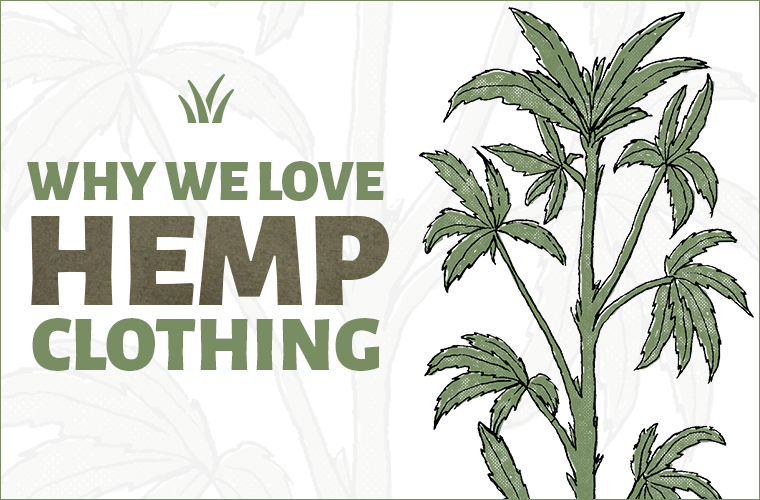 Hemp Clothing Benefits - A Sustainable Choice! - Soul Flower Blog