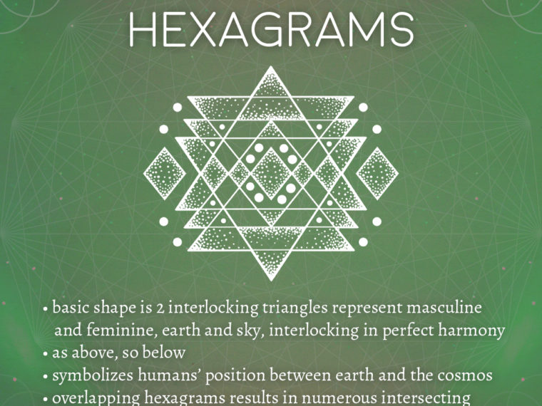hexagram 760x570 - Hexagrams Meaning - Sacred Geometry