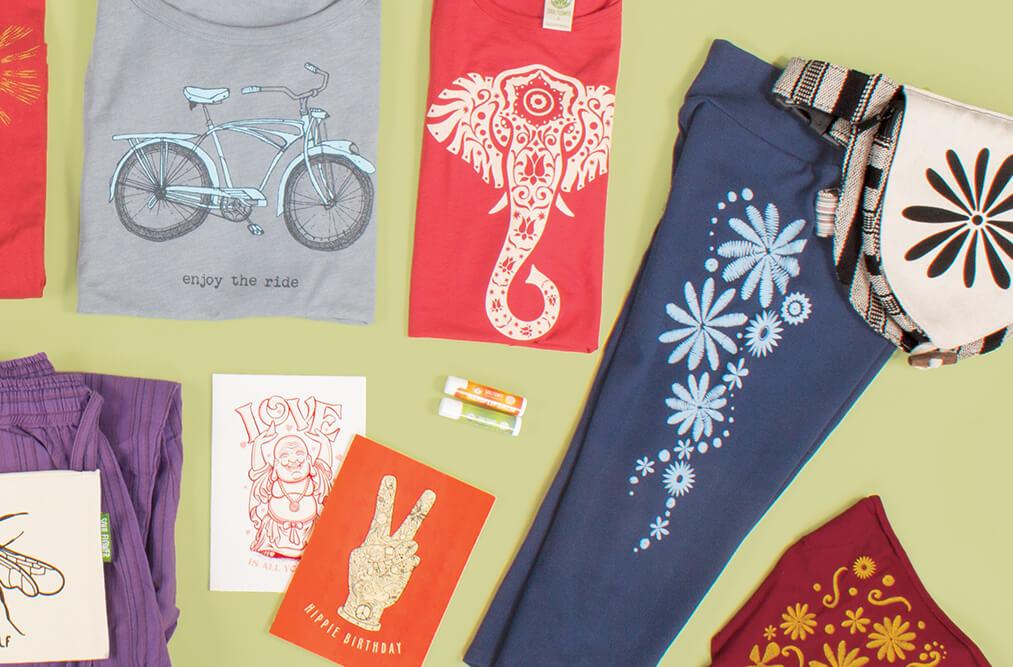 hippie art apparel - The Art of Leggings
