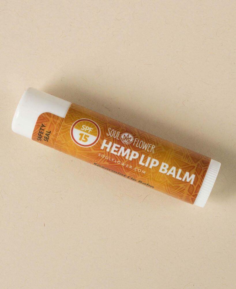 Hippie Gifts for Him - Hemp Lip Balm