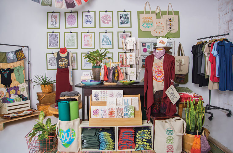 hippie merchandising display main - DIY Retail Display Ideas to Try in Your Shop