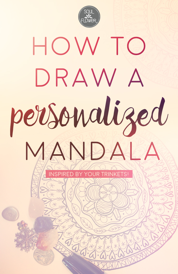 How to Draw a Personal Mandala - Drawing a Mandala
