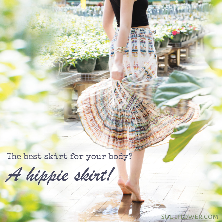how to dress like a hippie 5 - How to Dress Like A Hippie? Simply Be Yourself!