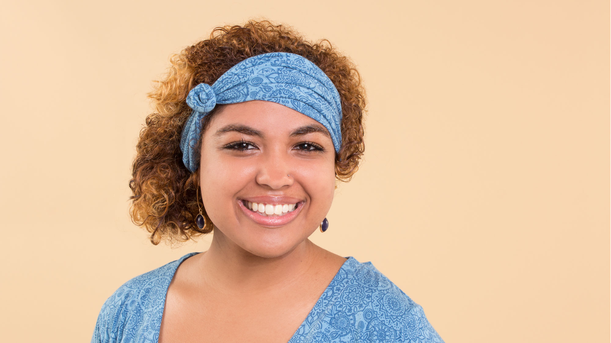 how to wear boho bandeau 9 - 7 Ways to Wear Boho Bandeau Headbands