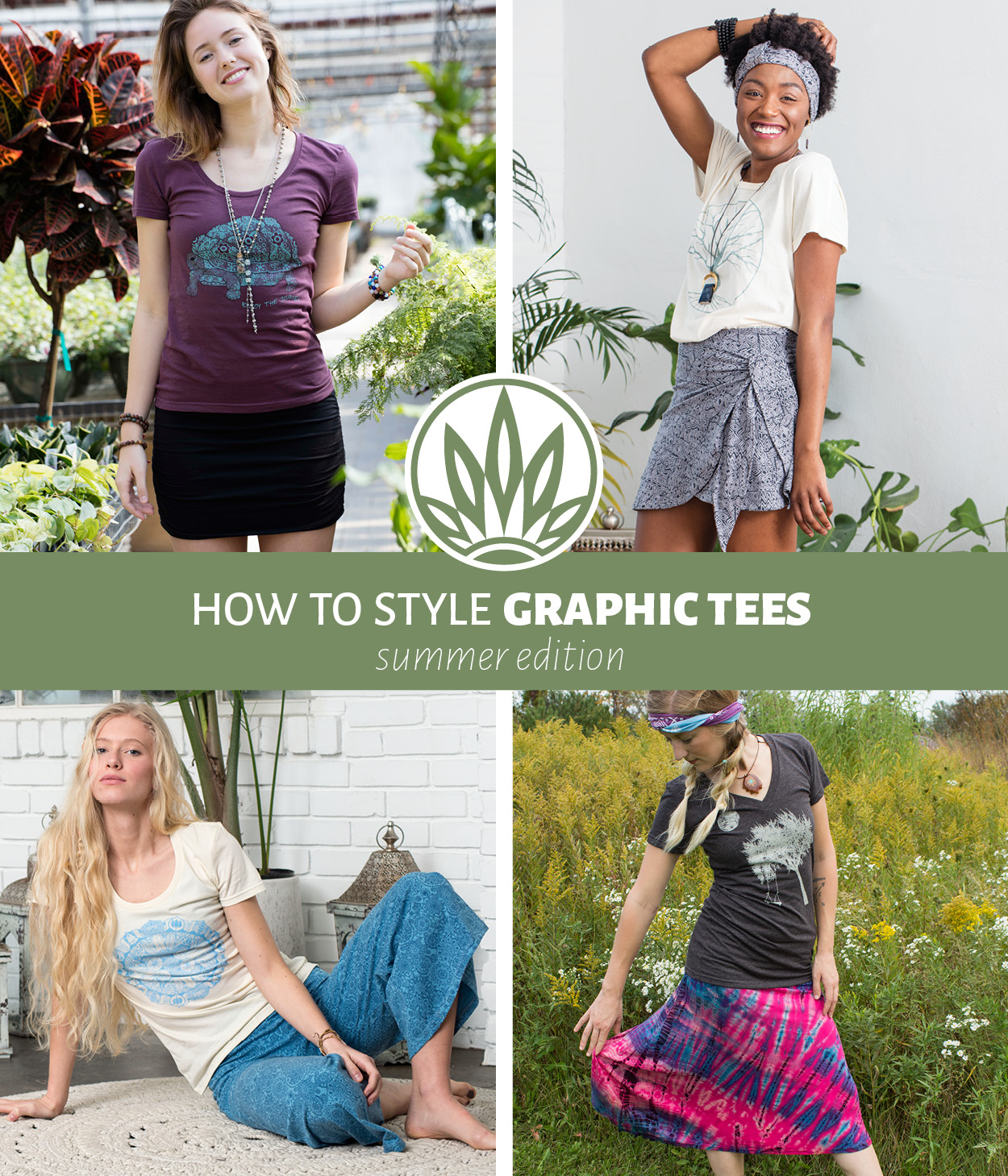 Graphic Tee Outfits
