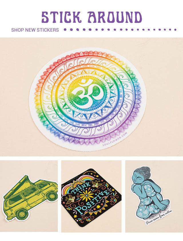 large 29 - DIY Sticker Display Ideas