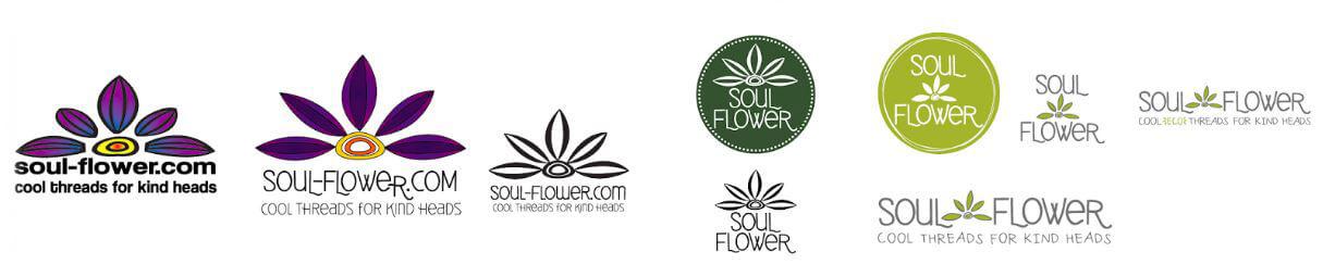 logos - Soul Flower's New Logo!