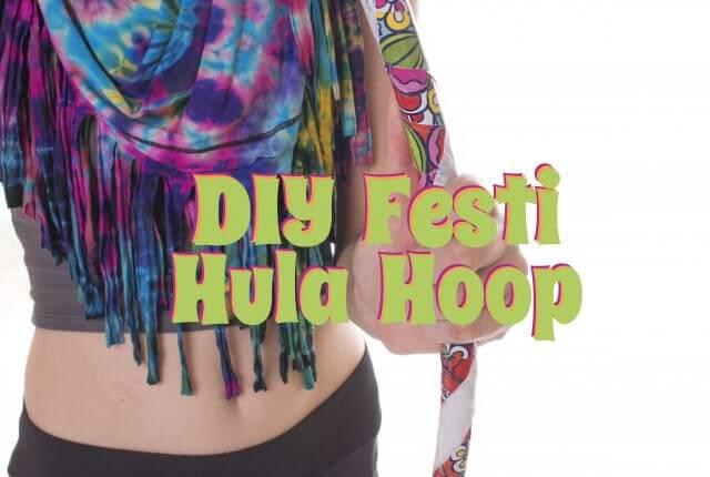 make a hula hoop diy hula hoop 6 640x430 - How to Make a Hula Hoop - DIY Hula Hoop