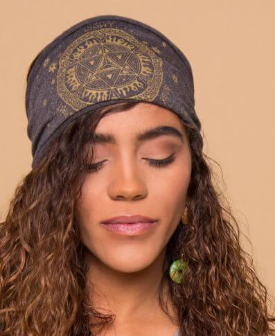 Merkaba Boho Headband - Behind the Design