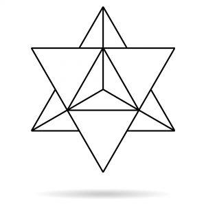 Merkaba T-Shirt - Behind the Design - Sacred Geometry