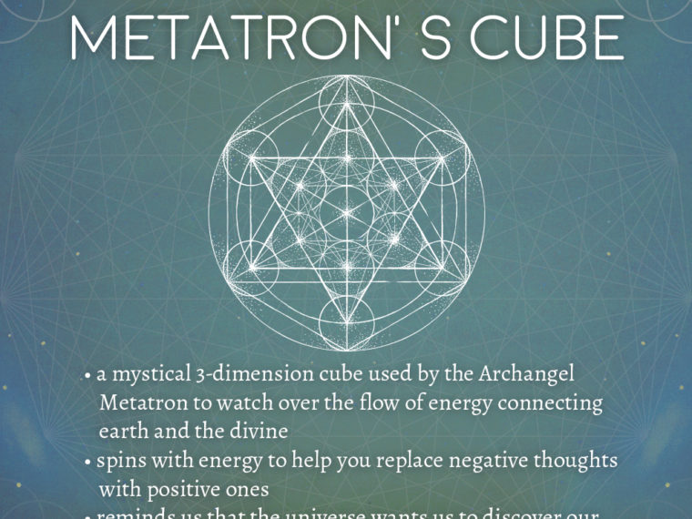 Metatron's Cube Preview