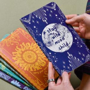 moon art notebbook 300x300 - 2021 Full Moon Calendar - Full Moon Prompts