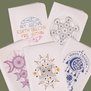 new age notebooks 300x300 - 2020 Full Moon Calendar - Full Moon Advice