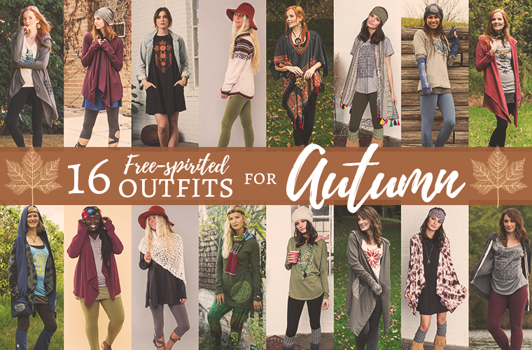 preview autumn outfits - 16 Free Spirit Outfits to Copy Now