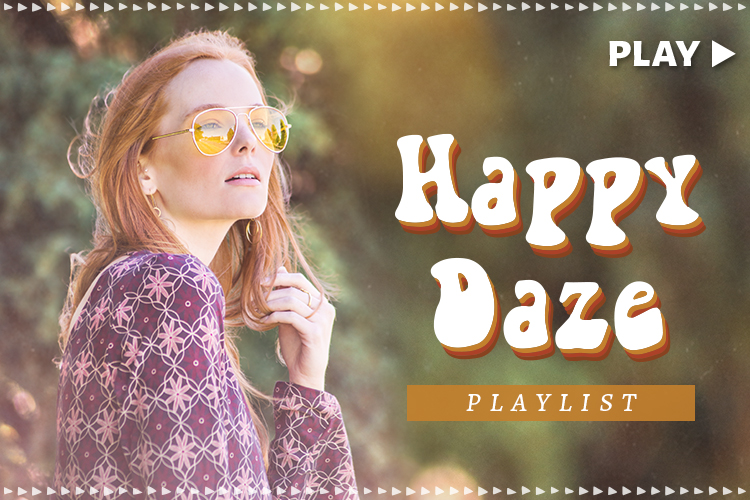 preview playlist - Happy Daze Playlist