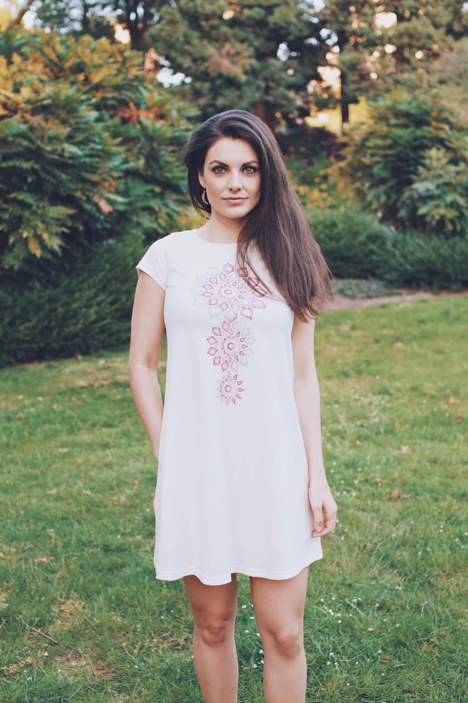 rachaels journal soul flower boho hippie style blog post - Best T Shirt Dress for Summer
