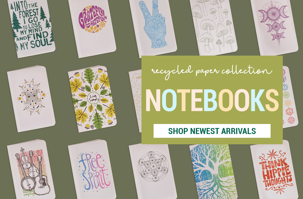 recycled blank notebooks - 64 Creative Journal Prompts to Fill a New Notebook