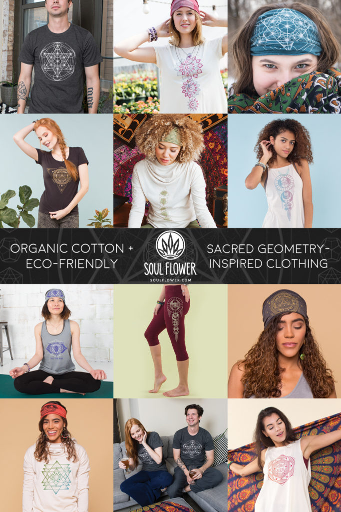 Sacred Geometry Clothing - Sacred Geometry Clothes
